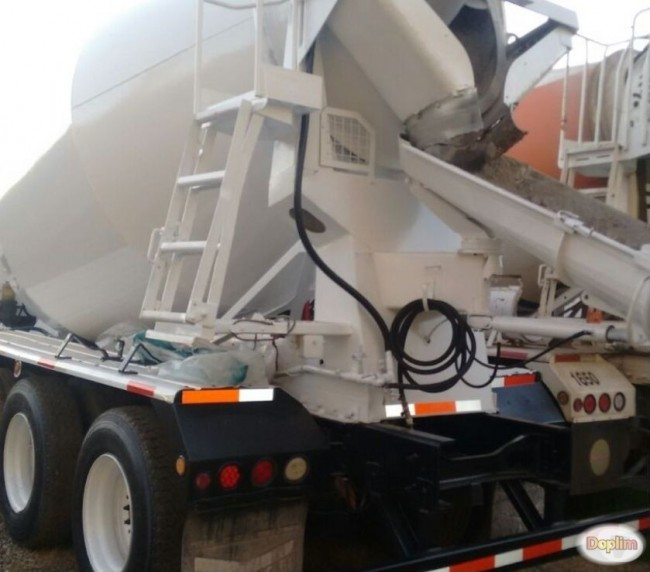 camion mixer international 7600  a u00f1o 2008  santiago - doplim